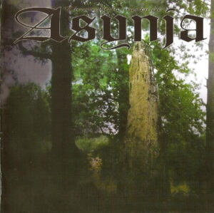 Asynja - Through The Misty Air - Compact Disc