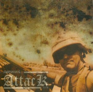 Attack - Survival - Compact Disc