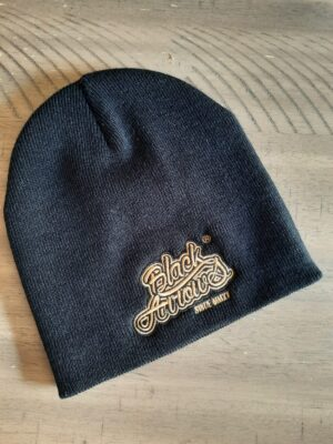 Black Arrows - Beanie Hat - Black