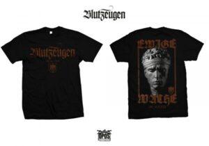 Blutzeugen - Ewige Wache - Shirt Black
