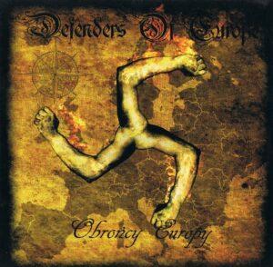 Defenders of Europe - Obroncy Europy - Compact Disc