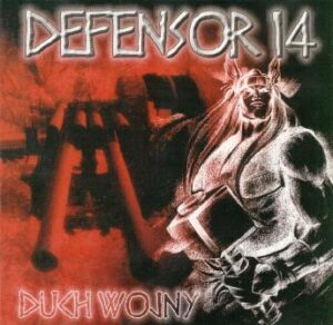 Defensor 14 - Duch Wojny - Compact Disc
