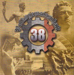 Dissens & Gladius - Volksgemeinschaft - Compact Disc