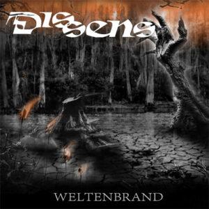 Dissens - Weltenbrand - Compact Disc