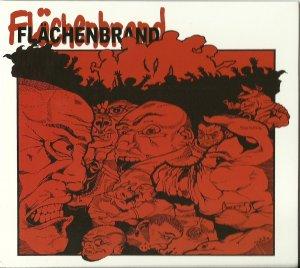 Flächenbrand - Area Conflagration: German Hardcore 1993 - 2003 - Digipak
