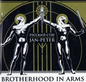 Jan-Peter & Russkij Styag - Brotherhood in Arms - Compact Disc