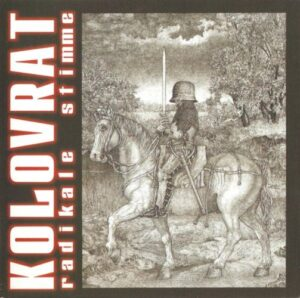 Kolovrat - Radical Voices - Compact Disc
