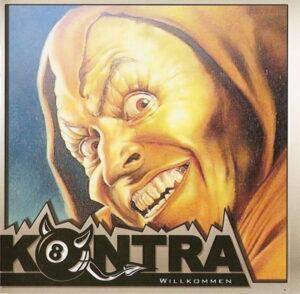 Kontra - Willkommen - Compact Disc