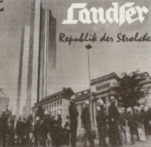Landser - Republik der Strolche - Compact Disc