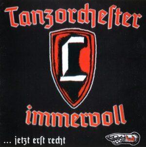 Landser - Tanzorchester immervoll - ...jetzt erst recht! - Compact Disc