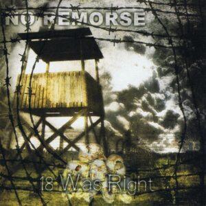 No Remorse - 18 Was Right - Compact Disc