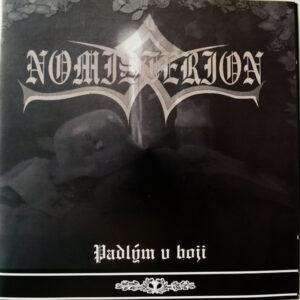 Nomisterion - For The Fallen Battle - Compact Disc