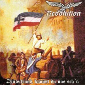 Revolution - Deutschland, kannst du uns seh'n - Compact Disc