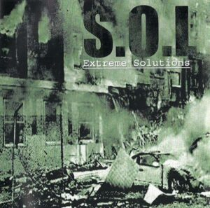 Save Our Land - Extreme Solutions - Compact Disc
