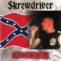 Skrewdriver - Undercover - Compact Disc