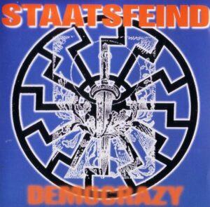 Staatsfeind - Democrazy - Compact Disc