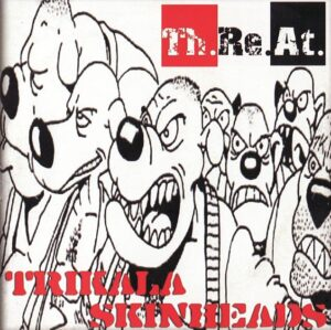 Th.Re.At. - Trikala Skinheads - Compact Disc