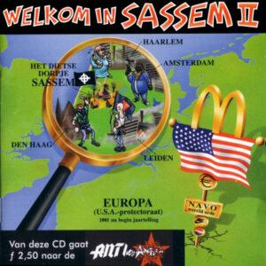 VA – Welkom In Sassem II - Compact Disc