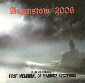 VA - Augustow 2006 (First Memorial of Mariusz Szczerski) - Compact Disc