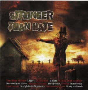 VA - Stronger Than Hate - Compact Disc