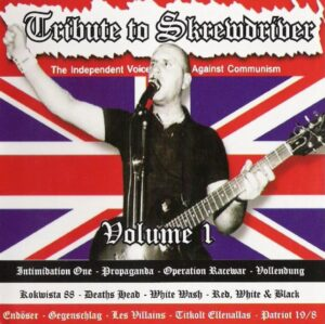 VA - Tribute to Skrewdriver vol. 1 - Compact Disc
