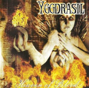 Yggdrasil - Heaven of Blood - Compact Disc