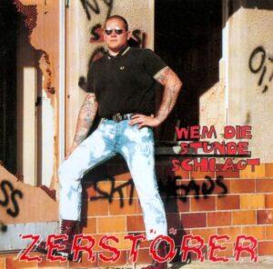 Zerstörer - Wem die Stunde schlägt - Compact Disc