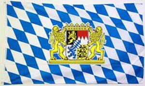 Bavarian Lions -Flag - 3 X 5 ft