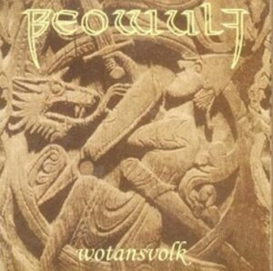 Beowulf - Wotansvolk - Compact Disc