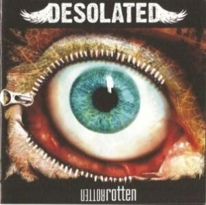 Desolated ‎- Rotten -Compact Disc