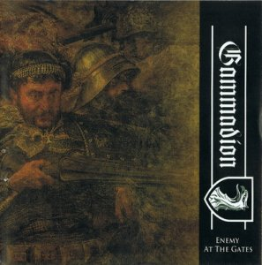 Gammadion - Enemy At The Gates - Compact Disc