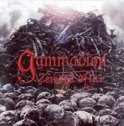 Gammadion - Zemsta Ofiar - Compact Disc