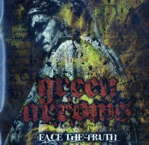 Green Arrows - Face the Truth - Compact Disc