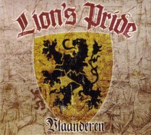 Lion's Pride – Vlaanderen - Digipak CD