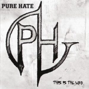 Pure Hate - This Is The War - Compact Disc
