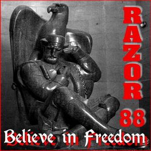 Razor 88 - Believe In Freedom - Compact Disc
