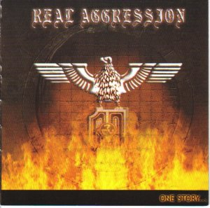 Real Aggression - One Story - Compact Disc