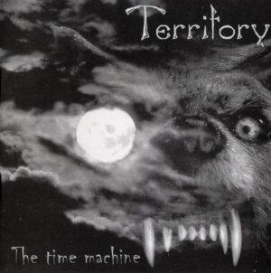 Territory - The time machine - Compact Disc