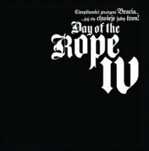 VA - Day of the Rope vol. 4 - Compact Disc