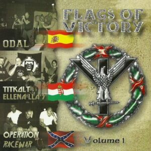 VA - Flags of Victory vol. 1 - Compact Disc