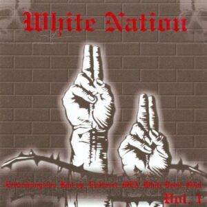 VA - White Nation vol. 1 - Compact Disc