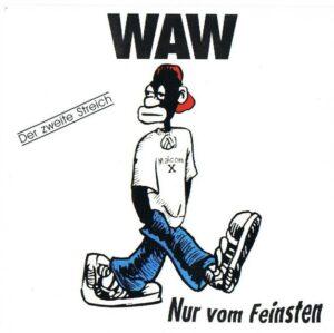 WAW - Nur vom Feinsten - Compact Disc