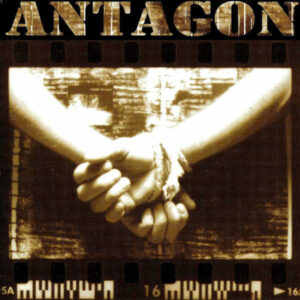 Antagon – Punished 4 Honesty - Compact Disc