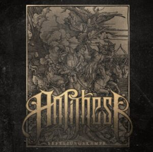 Antithese - Befreiungskampf - Vinyl LP Black