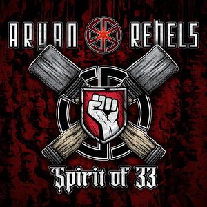 Aryan Rebels - Spirit Of 33 - Digipak
