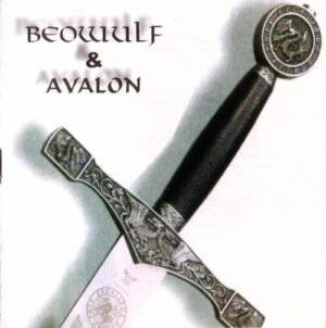 Avalon & Beowulf - Brotherhood - Compact Disc