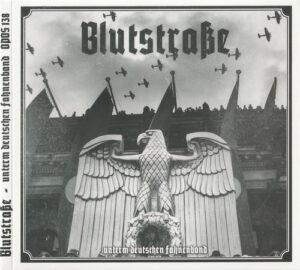 Blutstrasse - Unterm Deutschen Fahnenband - Digipak