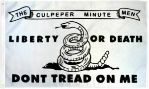 Culpeper Flag - 3x5 ft