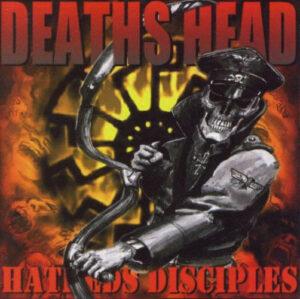 Deaths Head - Hatreds Disciples - Compact Disc