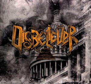 Disbeliever - New World Order - Digipak